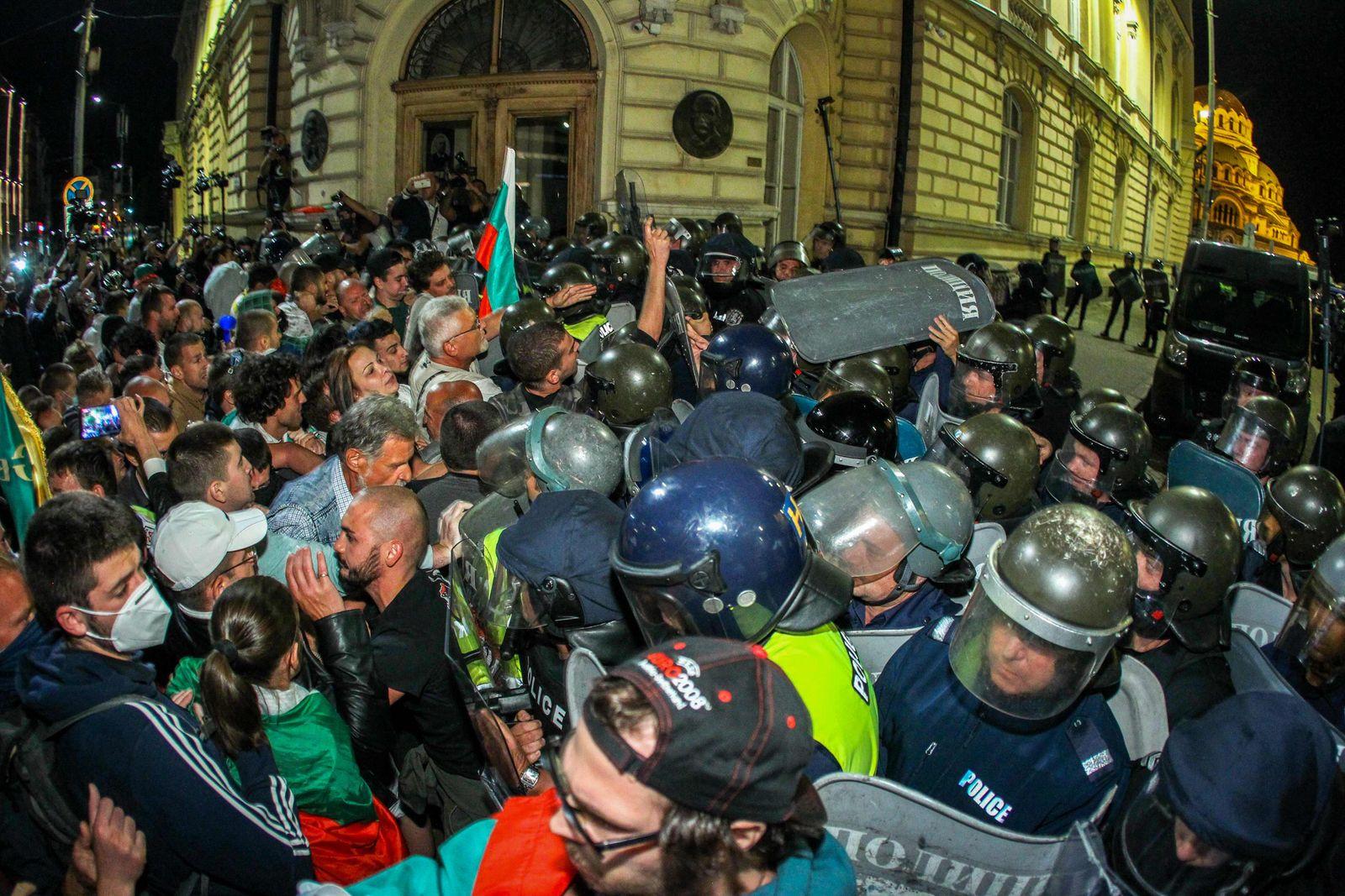 BULGARIA-DEMO-POLITICS