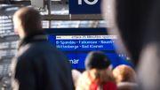 Gut 146.000 Zugverspätungen wegen Weichen- und Signalstörungen