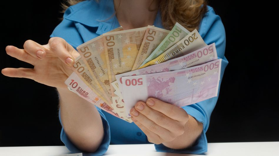 Geldscheine: Wie viel hätten Sie denn gern?