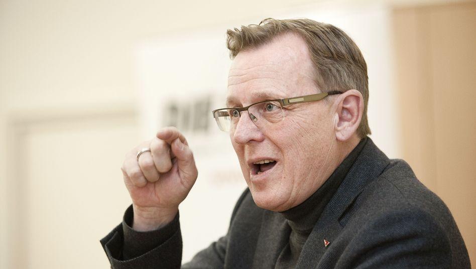 Linke-Politiker Ramelow: Aussöhnung zwischen Partei und SED-Opfern