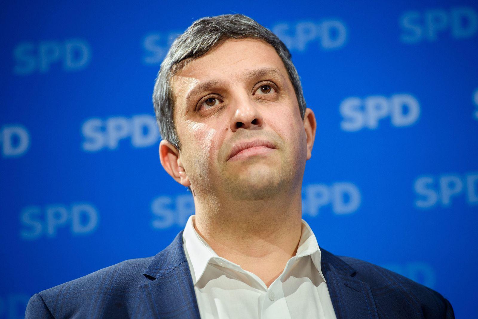 Berlins Bürgermeister Müller verzichtet auf SPD-Landesvorsitz