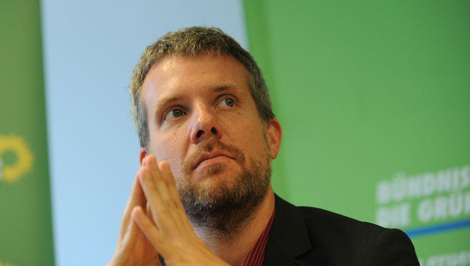 Grünenwirtschaftsexperte Dieter Janecek: »Grüne und Industrie, das geht gut zusammen«