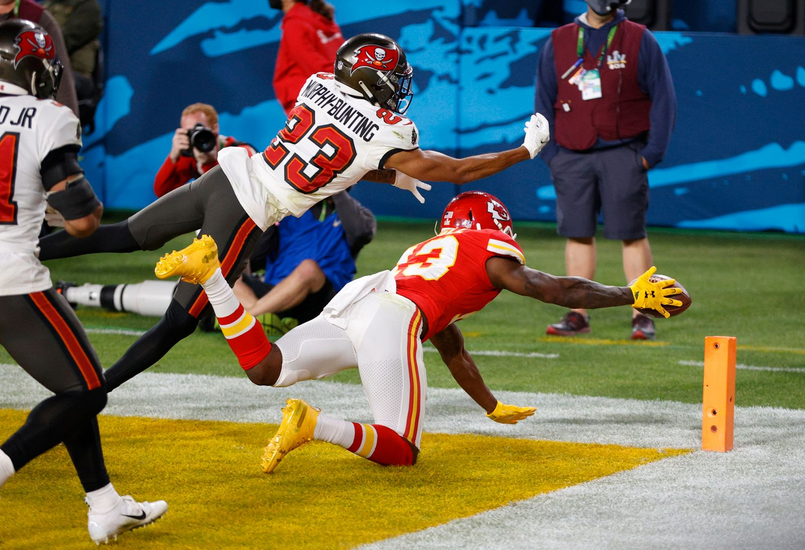 Super Bowl LV - Tampa Bay Buccaneers v Kansas City Chiefs
