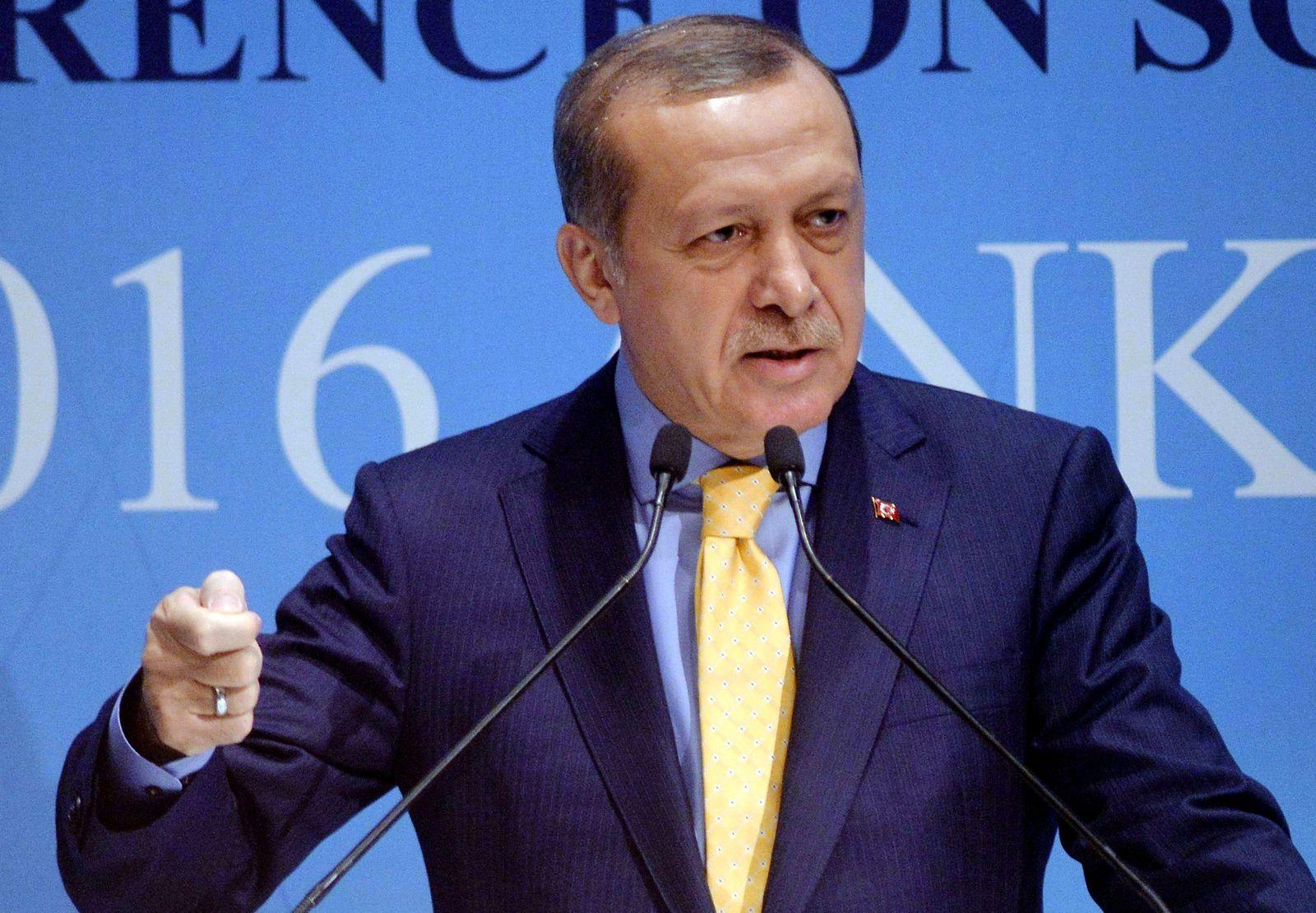 TURKEY-POLITICS-SCIENCE