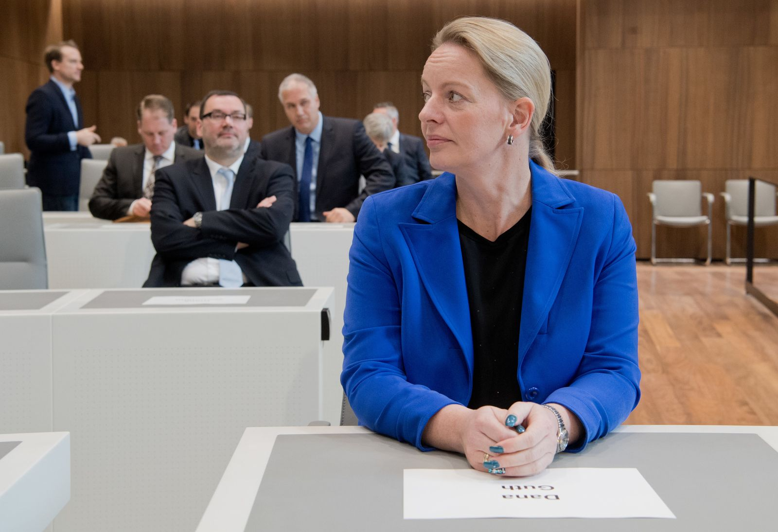 AfD-Fraktion im niedersächsischen Landtag zerbrochen