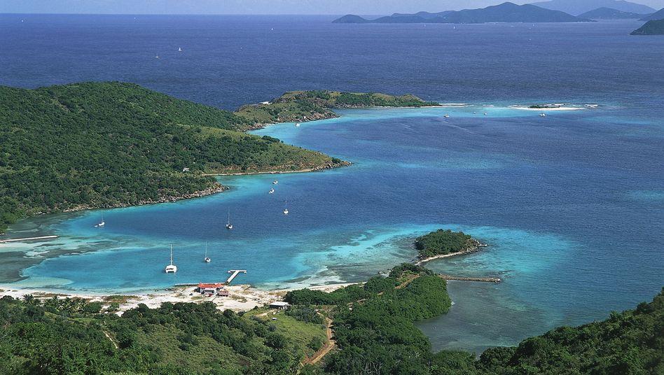 Steueroase Britische Jungferninseln