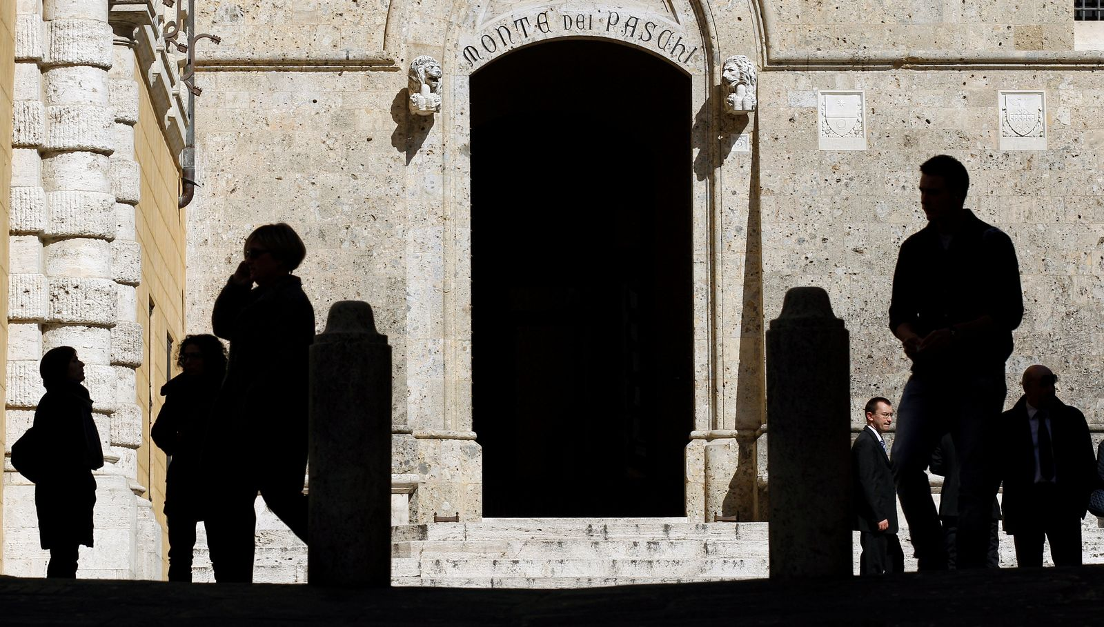 Siena/ Monte dei Paschi