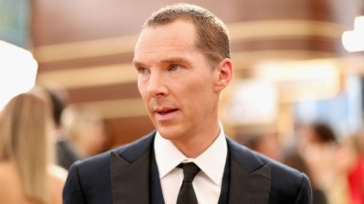 """""""Beherzt, mutig, selbstlos"""": Benedict Cumberbatch rettet Radfahrer"""