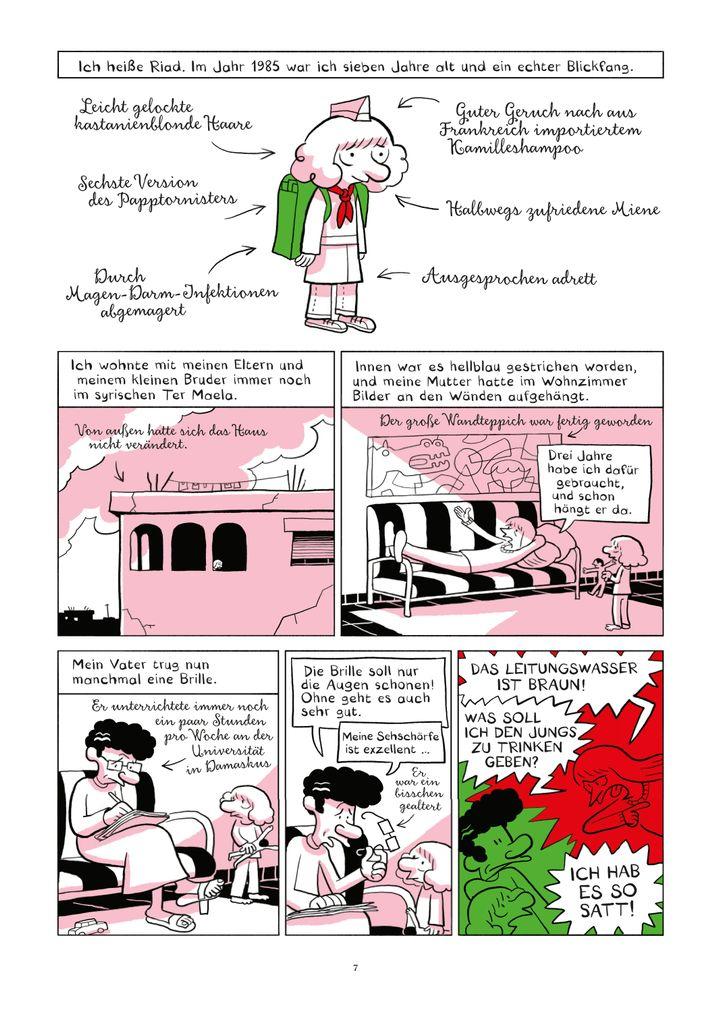 """Riad Sattouf: """"Der Araber von morgen"""""""
