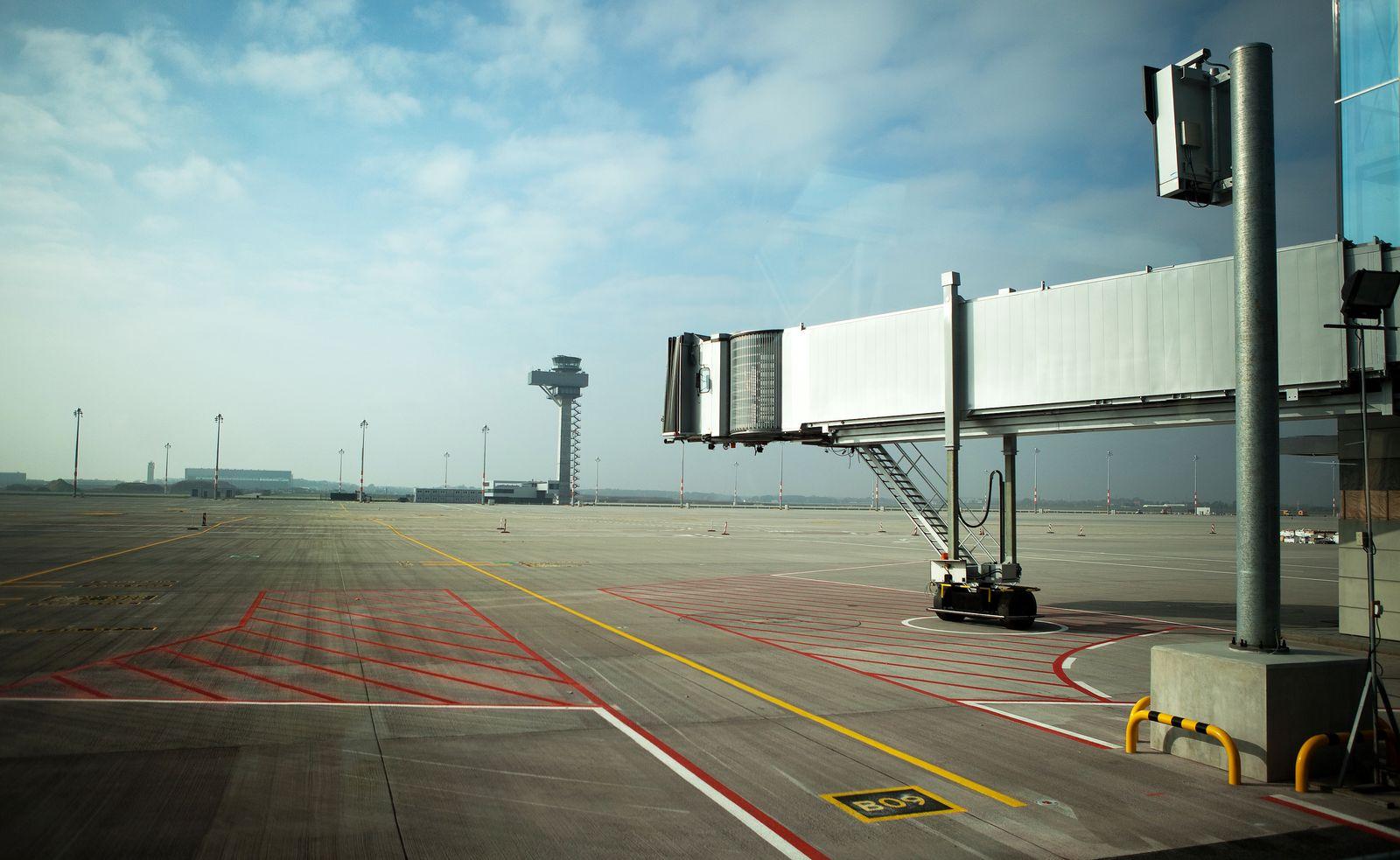 Hauptstadtflughafen Berlin Brandenburg BER / Rechnungshof