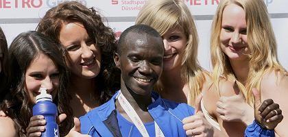 Düsseldorfer Marathon-Sieger Bellor: Gesund und munter