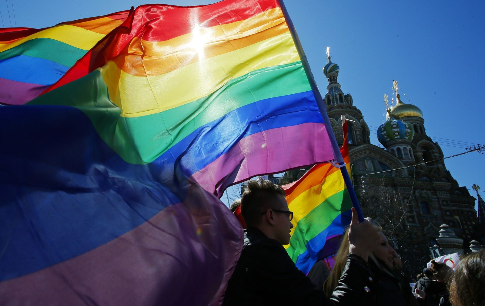 Russia Gay Clampdown