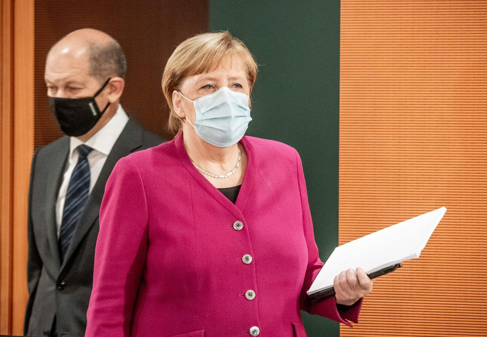 GERMANY-POLITICS-CABINET-GOVERNMENT
