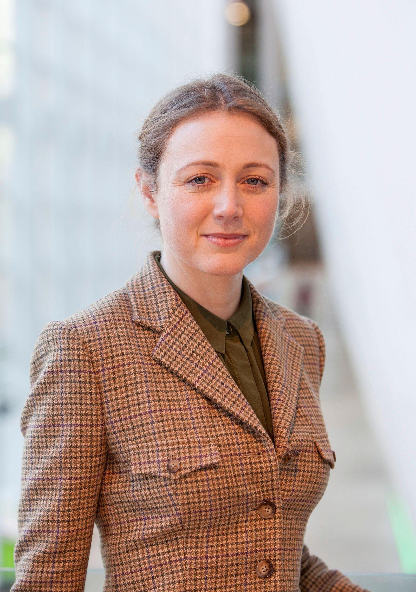 Dr Tori Herridge