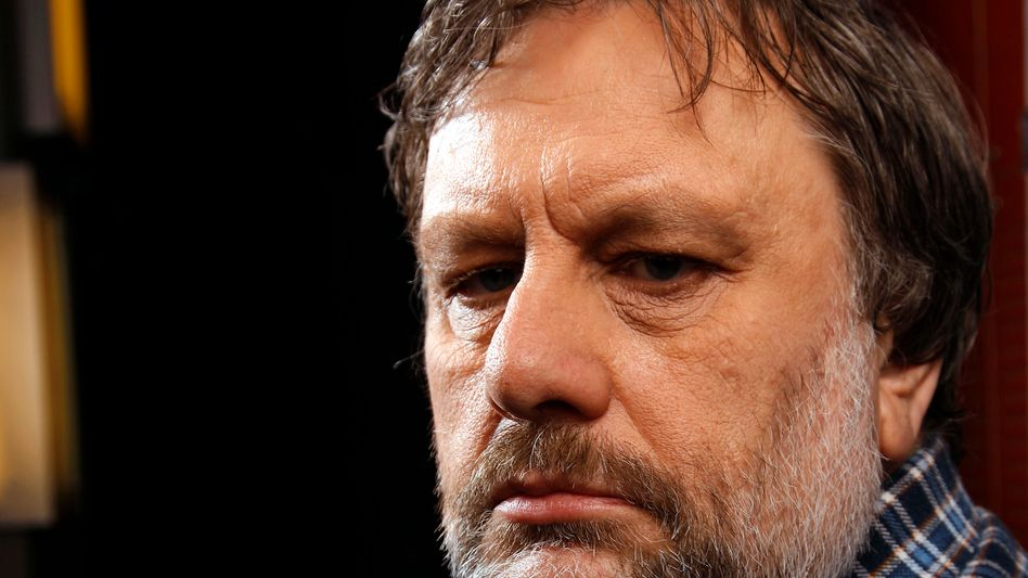 """Slavoj Žižek: """"The battle for the Palestinians and against anti-Semitism, WikiLeaks and Pussy Riot --all are part of the same struggle"""""""