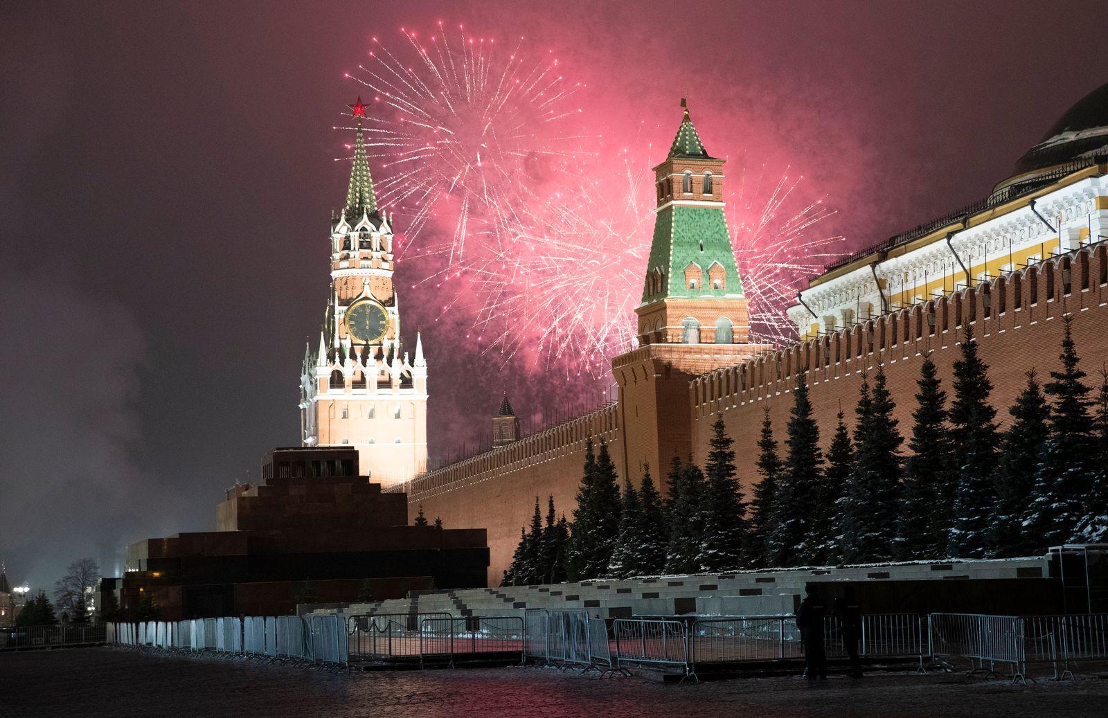 Silvester - Russland