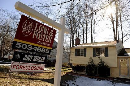 Immobilienverkauf in den USA: Massiver Rückgang der Bauinvestitionen