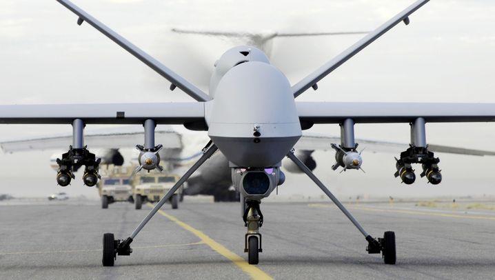 Aufrüstung: Drohnen für die Bundeswehr