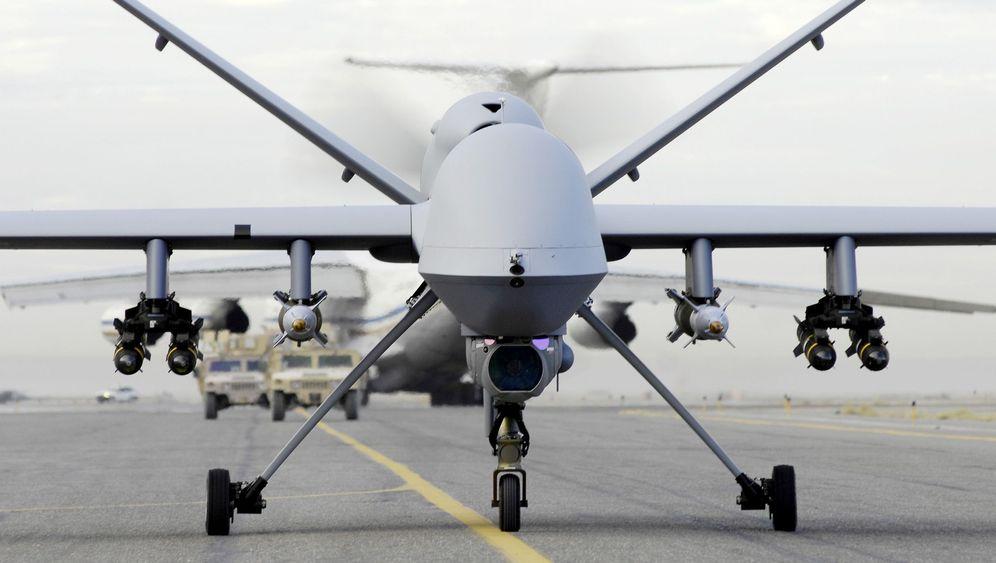 Drohnen im Einsatz: Krieg per Mausklick