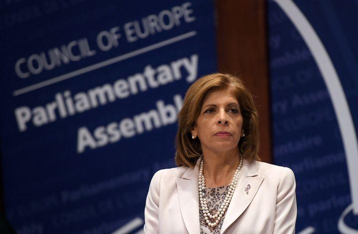 EU-Gesundheitskommissarin Stella Kyriakides