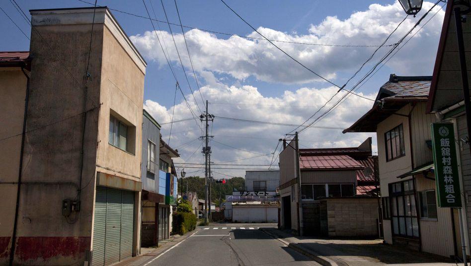 Evakuierungszone um Fukushima: 150.000 Menschen mussten ihre Häuser verlassen