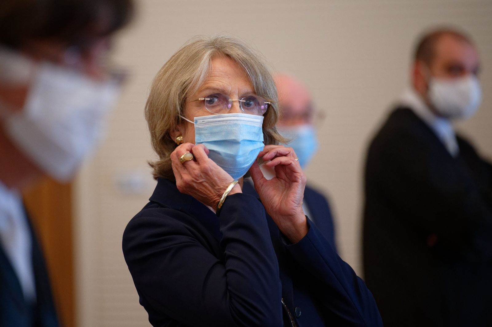 Prozess gegen ehemalige Oberbürgermeisterin von Bonn