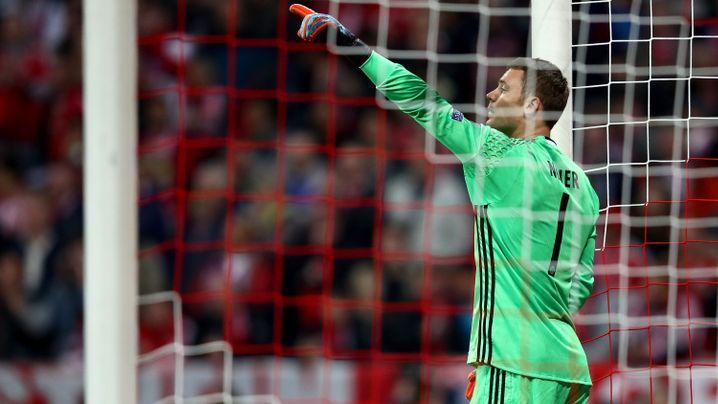 Bayerns Niederlage gegen Madrid: Rekordmann Ronaldo lässt Real jubeln