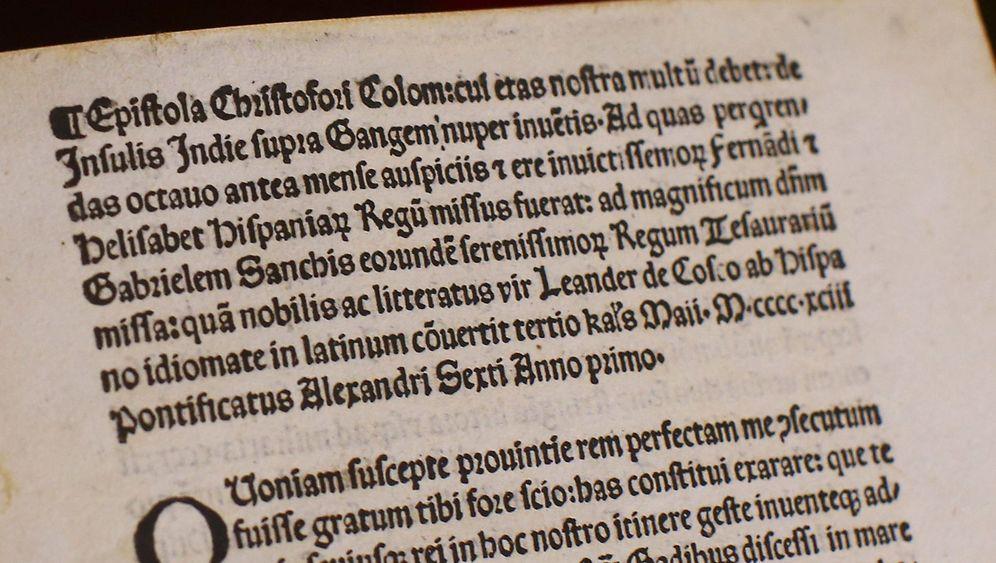 Christoph Columbus: Geklauter Brief ist wieder im Vatikan