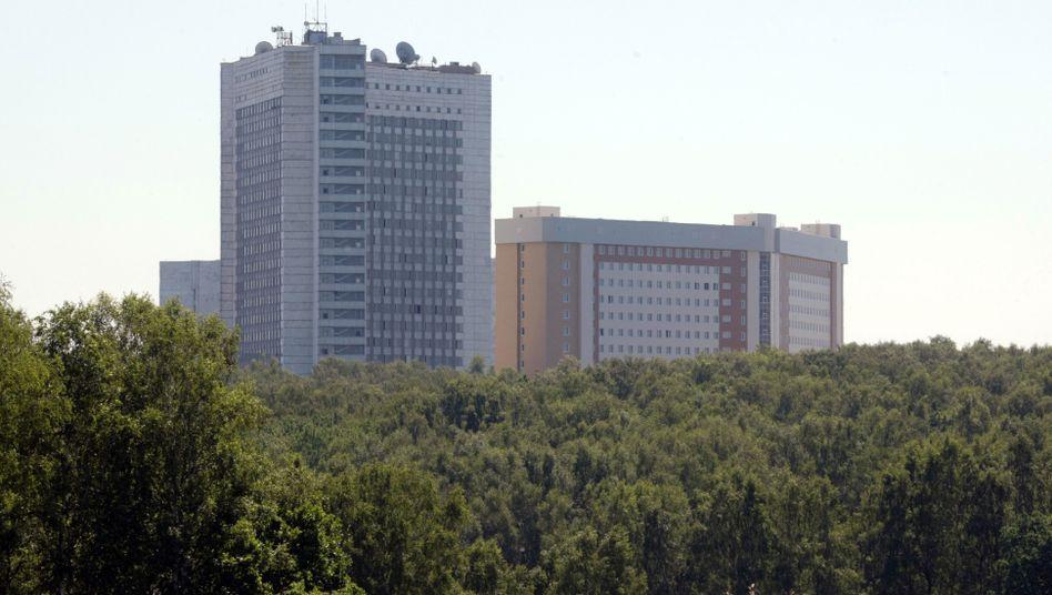 Hauptquartier des russischen Auslandsgeheimdienstes SWR: Freikauf von Spionen