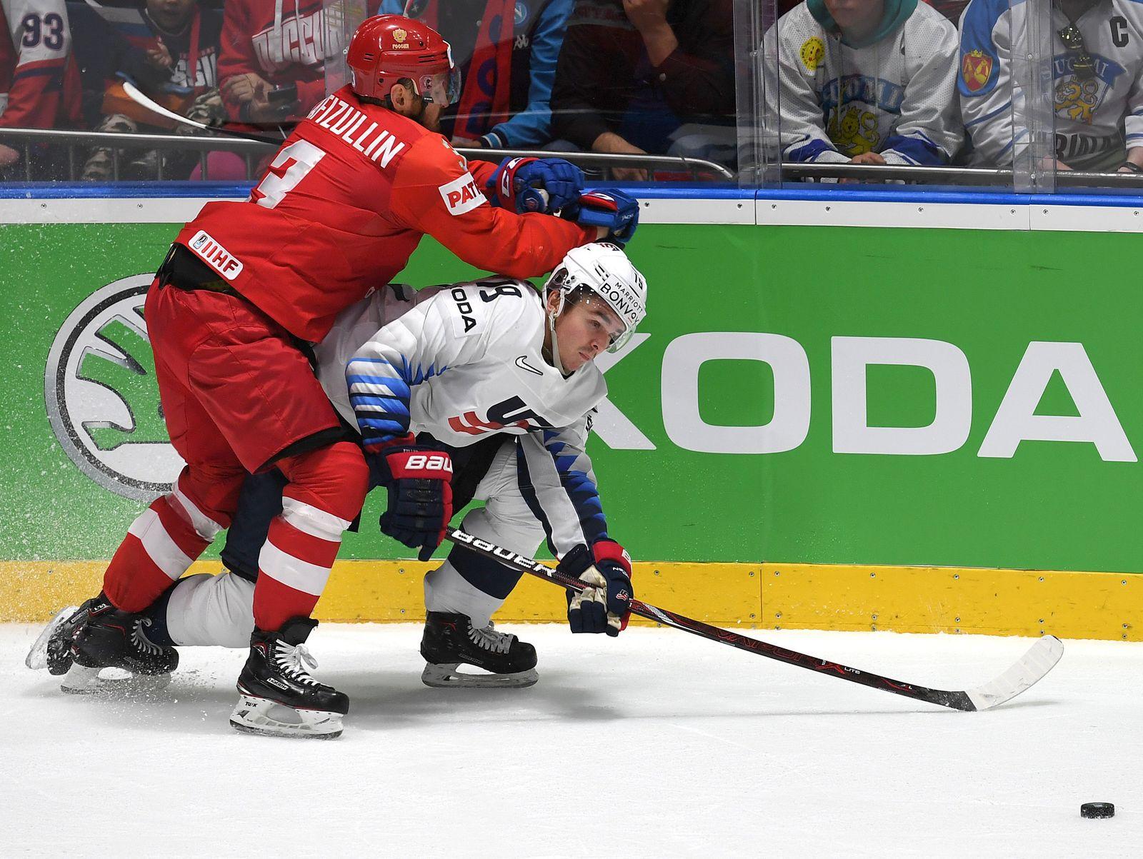Eishockey-WM - Skoda