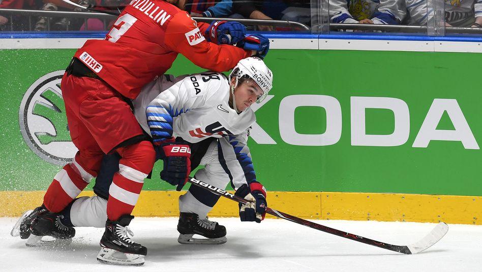 Bilder von der Eishockey-WM 2019 in Bratislava