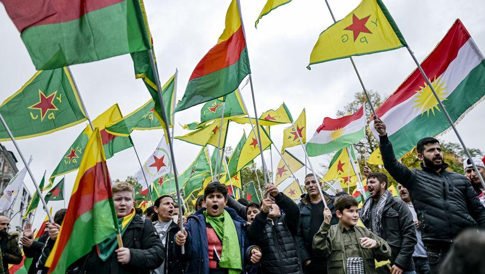 Kurden Türkei