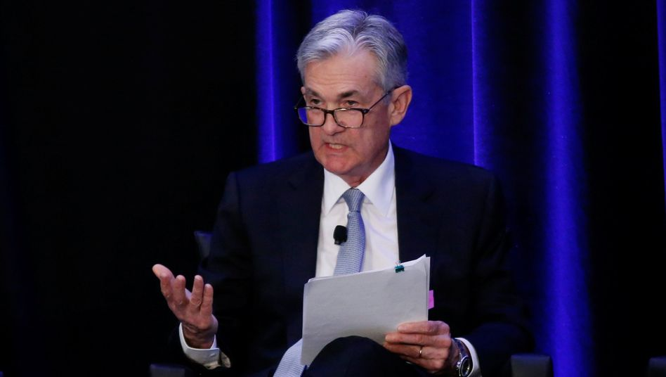 Jerome Powell, Chef der Federal Reserve