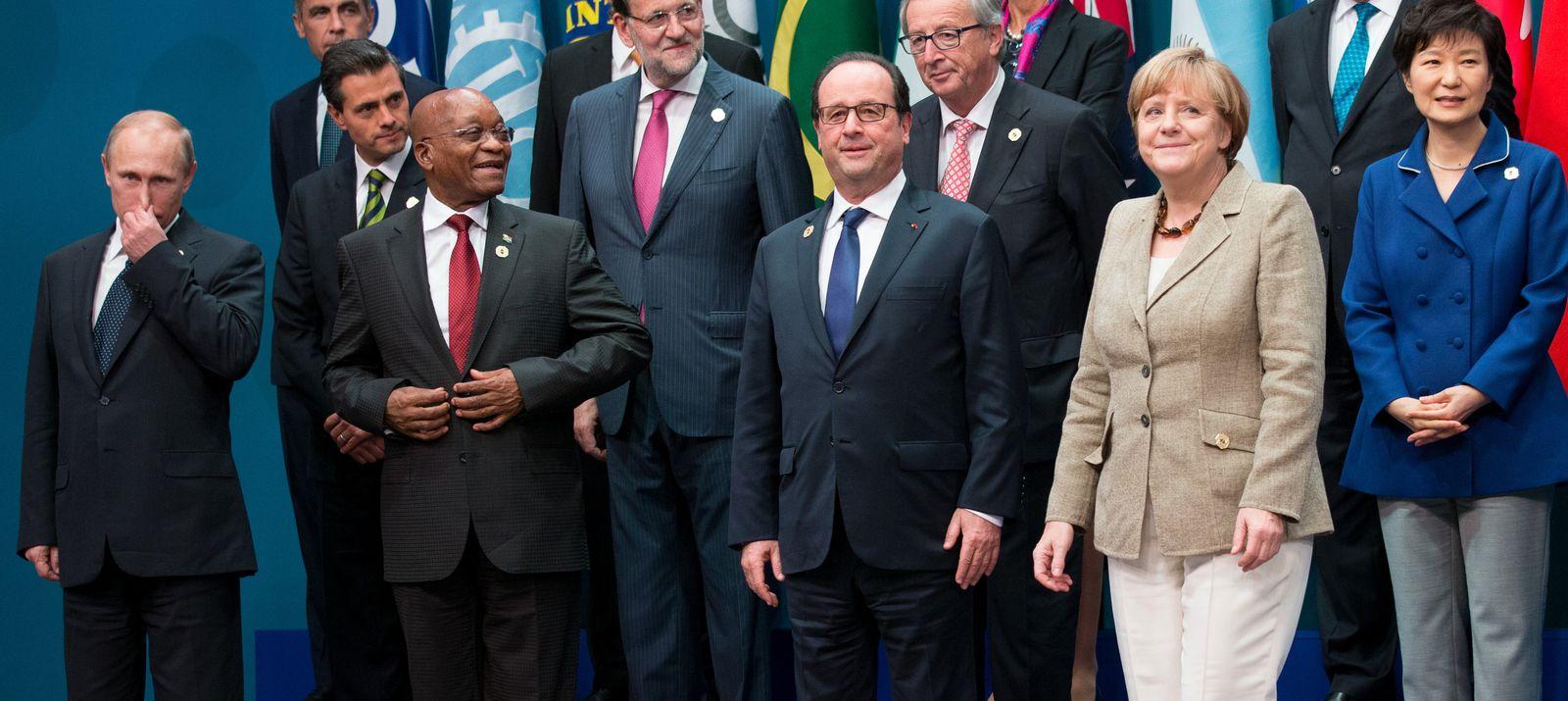 G20-Gipfel in Australien