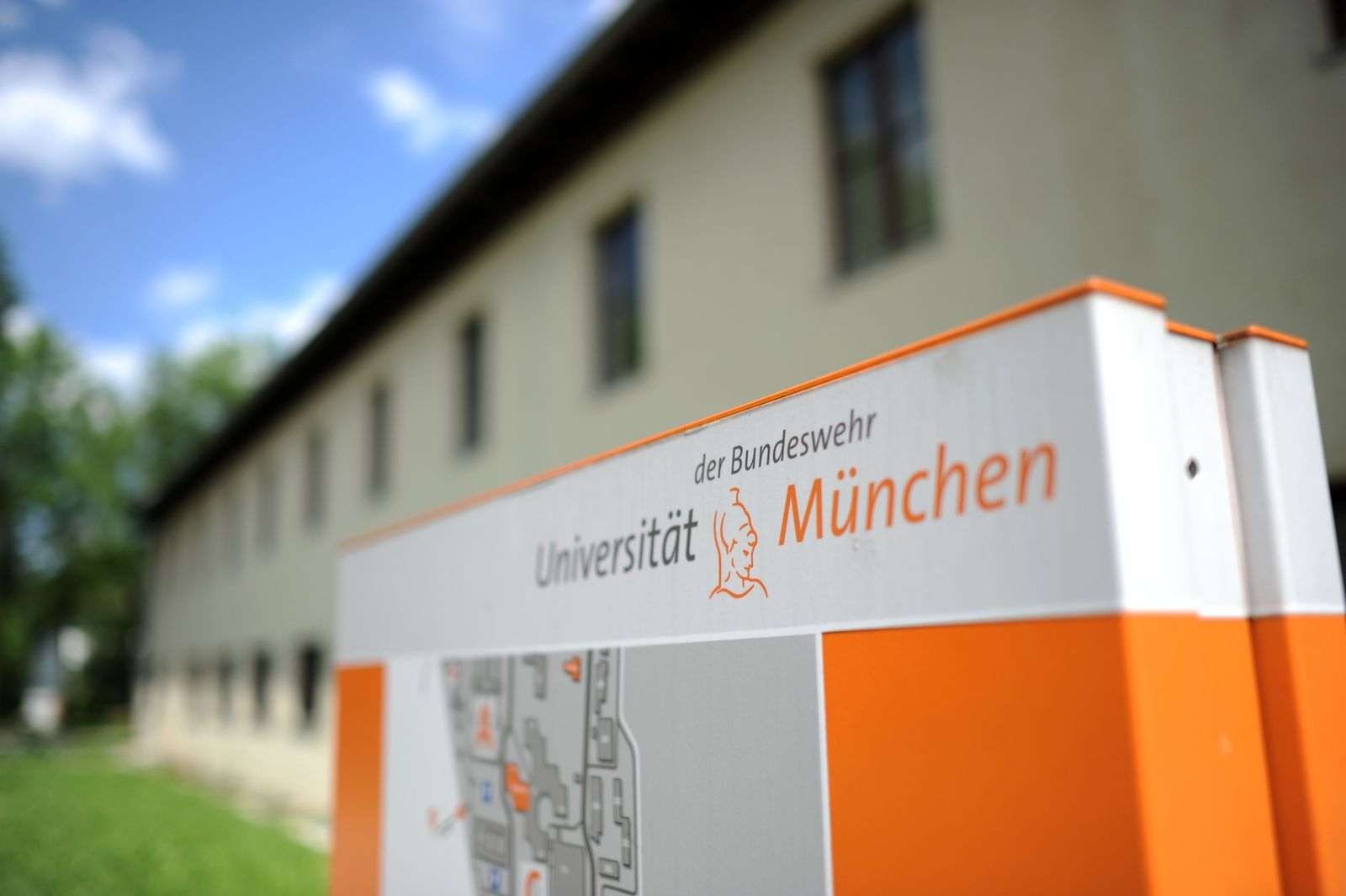 Bundeswehr-Uni München / Neubiberg