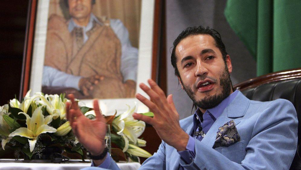 Saadi al-Gaddafi: Ende einer spektakulären Flucht