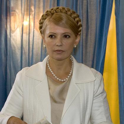 Klares Nein: Julia Timoschenko will nicht an einer großen Koalition mitwirken