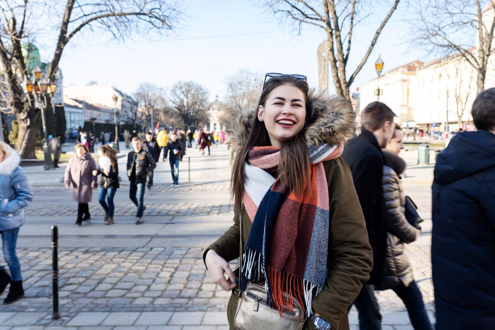 EINMALIGE VERWENDUNG Ukraine/ Serie/ Nadia Bobyliak