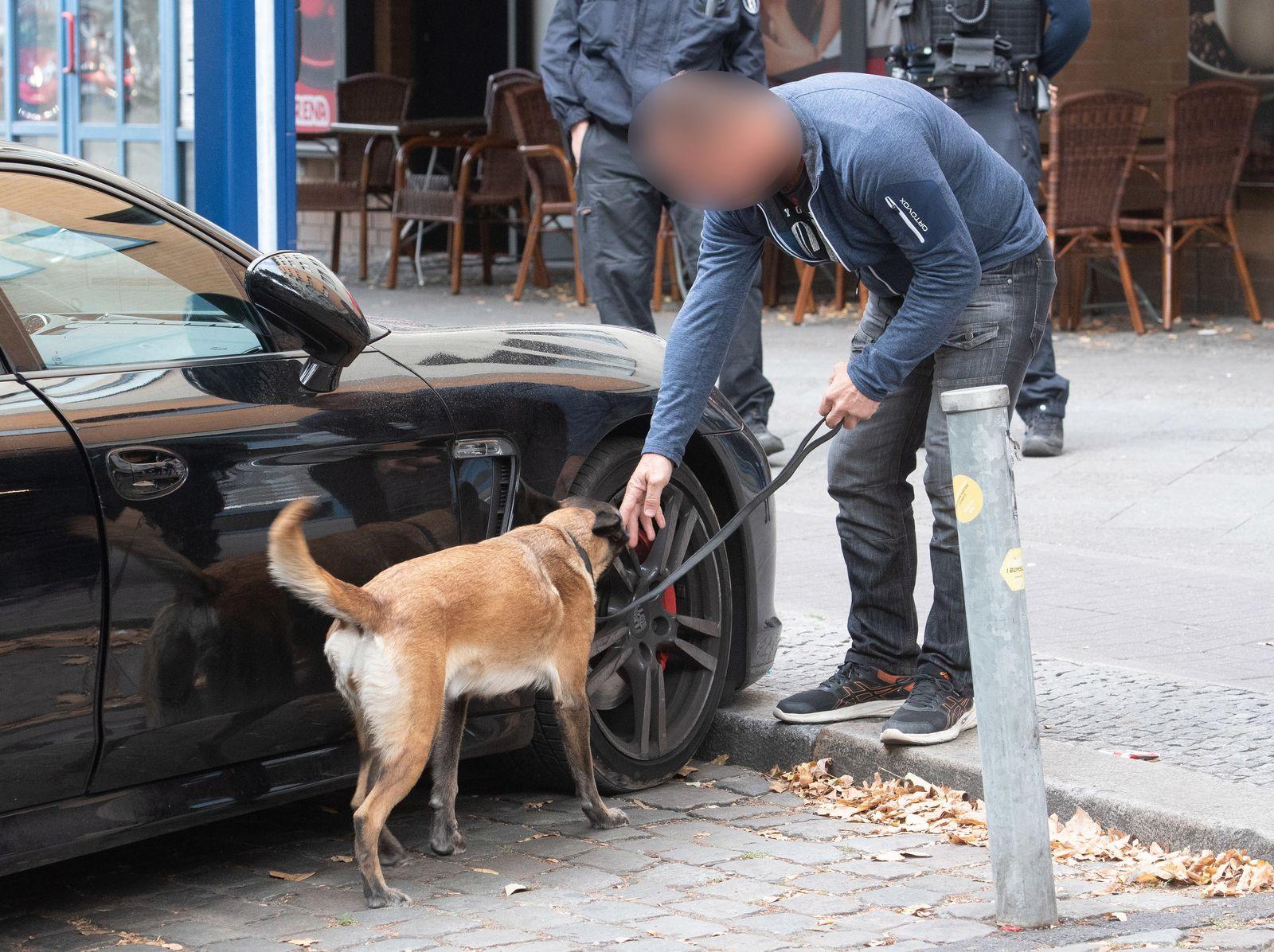 Razzia gegen kriminelle Clans in Berlin