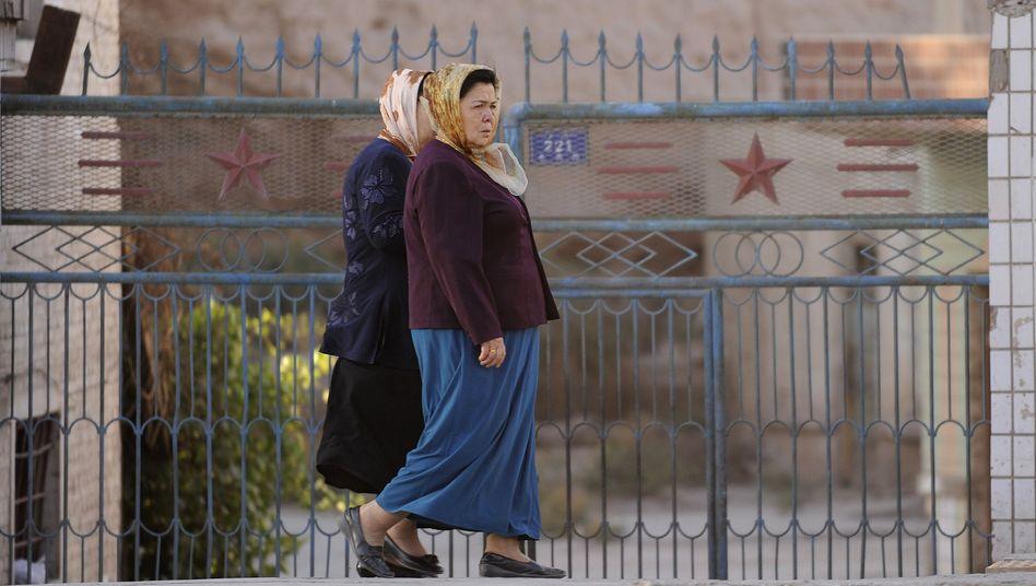 Uiguren in China (Archivaufnahme)