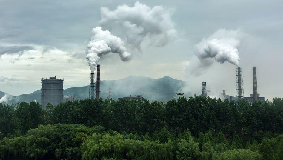 Hangzhou: China könnte den CO2-Peak noch vor 2030 erreichen