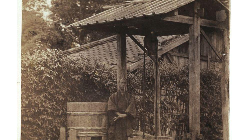 Japan-Fotoschatz: Samurai in Sepia