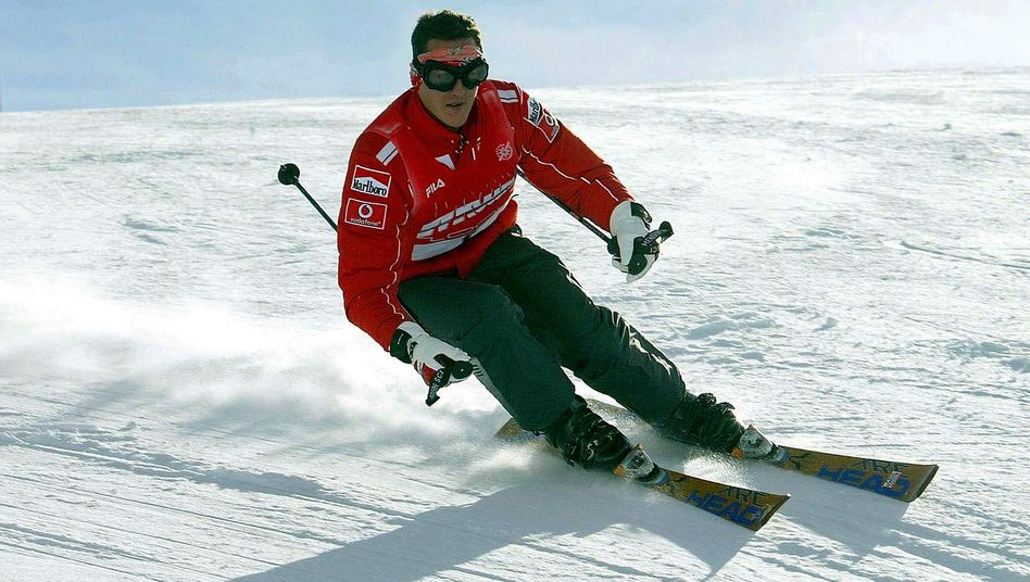 Ex-Formel-1-Champion Schumacher: Schwer verunglückt
