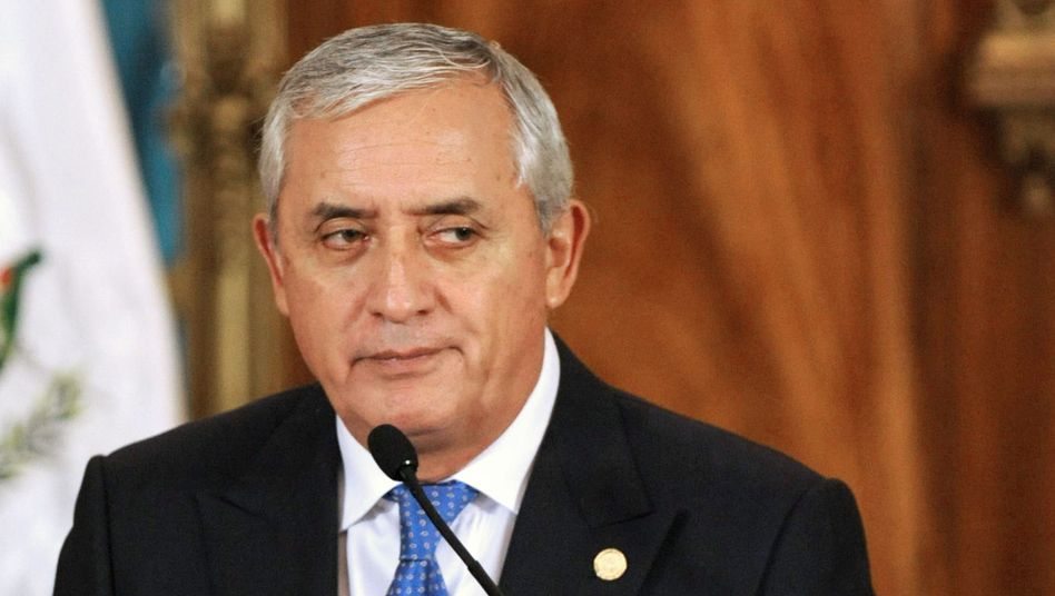 Präsident Pérez: Die Justiz will den Politiker verhaften lassen