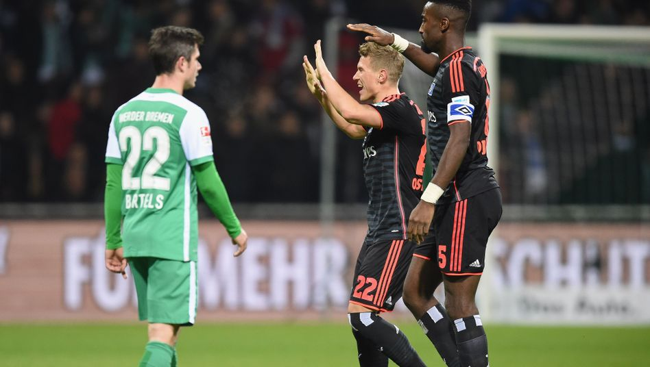 Werder gegen den HSV: Ganz klare Rollenverteilung