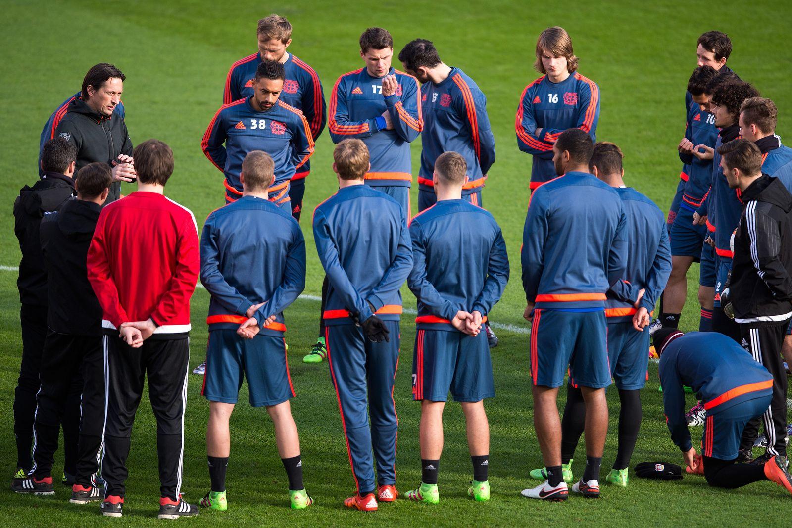 Bayer 04 Leverkusen - Training