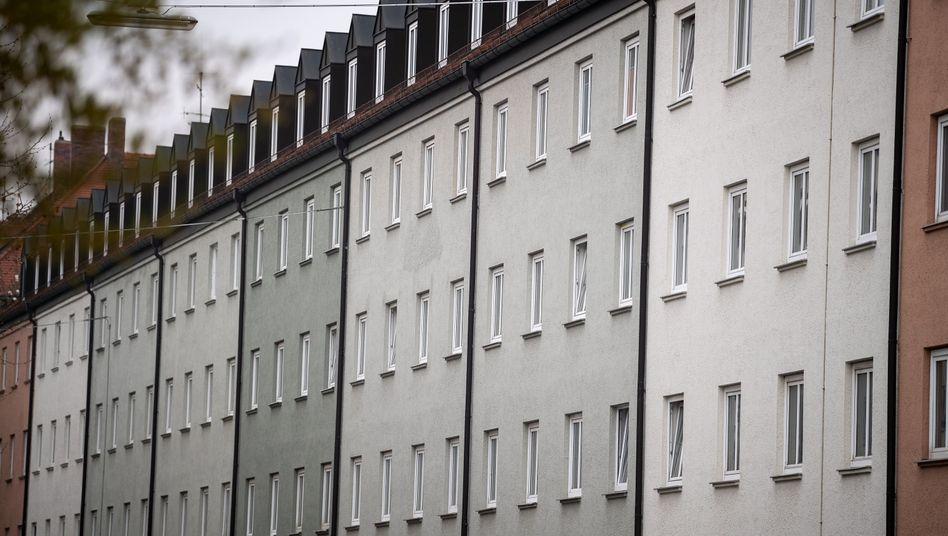 """Wohnanlage im Münchner Stadtteil Schwabing: """"Dramatisch zugespitzt"""""""