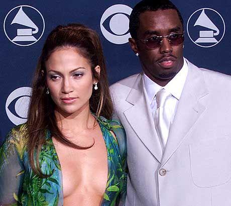Haben sich getrennt: Jennifer Lopez und Puff Daddy