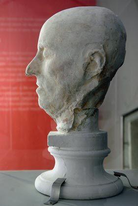 """Schillers Totenmaske: """"Ein so exakter Doppelgänger"""""""