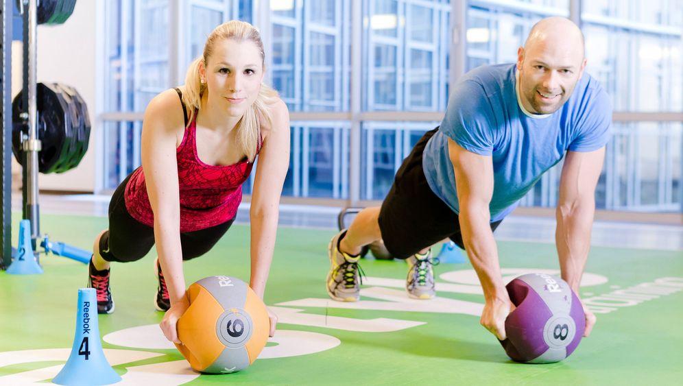 Functional Training: Workout für den ganzen Körper